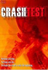 CRASH TEST: Human Test Dummy - Classic Sub Rosa Horror - NEW DVD
