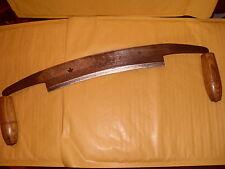 """Grandi Ward (w&p) 11 """"drawknife-lunghezza totale circa 21"""" - COME FOTO"""