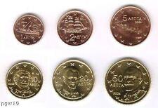 Grecia 2004-MAXI Set di 6 monete in Euro (UNC) ** RARO **