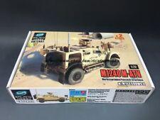 GALAXY HOBBY GH72A02B 1/72 M1240 M-ATV MRAP w/XM153 Crows II Rws (2pcs)