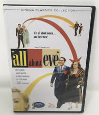 All About Eve (Dvd, 2008, 2-Disc Set, Bette Davis Cinema Classics collection )