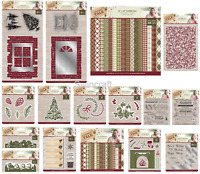 NEW Sara Signature Collection A Winters Tale CardMaking Crafters Companion