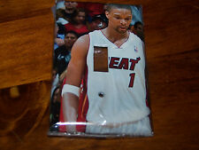 MIAMI HEAT CHRIS BOSH LIGHT SWITCH PLATE