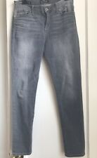 Lucky Brand Women Gray Brooke Legging Jean Grey  Size 8/29