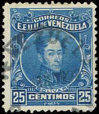 Scott # 263 - 1915 - ' Simon Bolivar '