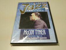 0220- JAZZ FESTIVAL MCCOY TYNER 1991  DVD NUEVO REPRECINTADO LIQUIDACIÓN !!