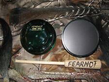 "Aluminum Turkey Friction Turkey Pot Call ""NEW"" Hunting  FearNot Calls"