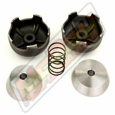 """5-Piece Brake Lathe Light Duty Truck Bell Clamp Cone Set for 1"""" Arbors Usa Made"""