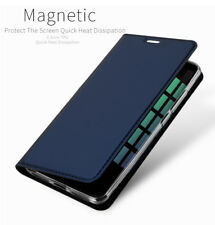 DD For Xiaomi Mi A2 Mi 6X PU Leather Flip Case Wallet Smart Magnetic Skin Cover
