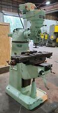 Bridgeport Machines Inc Milling Machine 1hp