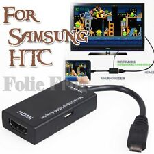 MHL Micro USB vers 1080P HDMI HDTV Adaptateur Câble Pour Android Samsung HUAWEI