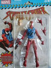 Marvel Legends Retro wave Scarlet Spider
