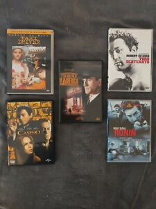 Robert De Niro Dvd - 5 Film