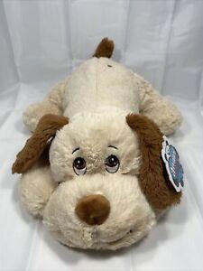 "Animal Alley Dog Plush 18"" Soft Stuffed Toy Floppy Ears Puppy Toys R Us"