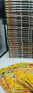 DVD serie sequenza completa DRAGON BALL Z 1/30 DEAGOSTINI CON LIBRETTO