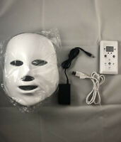 Lexi White Colorful LED Beauty Mask | 7 color Light Therapy
