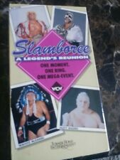 WCW Slamboree 1993, Vintage VHS