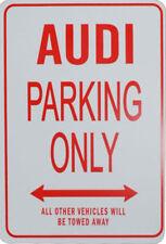Autoschilder für Audi Fans