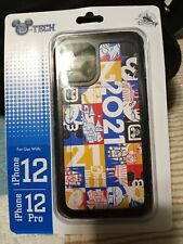 Dated 2021 Walt Disney World Mickey Mouse iPhone 12 / 12 Pro Case