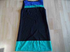 HEMA schönes Jerseykleid Colour Blocking Gr. S TOP ZC1115