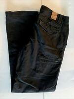 Gramicci Original G Climbing Hiking Travel Pants Black 34x34 Cotton