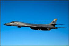 USAF B-1B Lancer 37th EBS After Refueling Over Afghanistan 2011 8x12 Photo