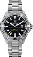 Tag Heuer Aquaracer Black Dial Automatic Mens Watch WAY2010.BA0927