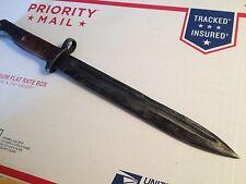Israeli Made 98 K Dagger Knife Israel