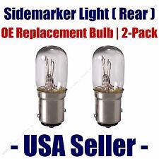 Sidemarker (Rear) Light Bulb 2pk - Fits Listed Honda Vehicles - 3496