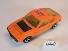 Majorette 1/55 Nr. 219 Matra Simca Bagheera Coupe orange ITT Werbemodell 2 #444