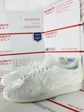 Nike Women's Cortez Classic LX Velvet Sail AA3255-100 Size 9.5