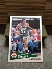 joe johnson 2001/02 fleer shoebox collection #168 ROOKIE sp /2500 - boston
