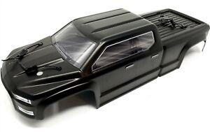Arrma BIG ROCK 4x4 3s BLX - Body Shell (BLACK painted decaled trimmed ARA4312v3
