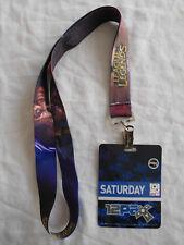 12Pax Pax Prime 2012 Badge Pass League of Legends Lanyard