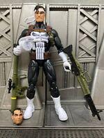 "Marvel Legends Hasbro Walgreens Exclusive The Punisher 6"" Inch Action Figure"