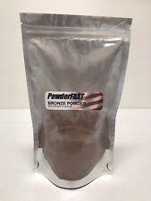 Bronze Metal Powder 1 Pound 4536 Grams Free Shipping