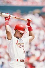 LD120-49 MLB Baseball St. Louis Cardinals Royce Clayton 100p ORIG 35mm POSITIVES