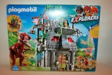 Playmobil THE EXPLORERS HIDDEN TEMPLE with T-REX Set #9429 SEALED