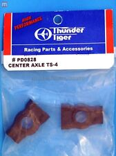 Thunder Tiger PD0828 Supporti Asse Centrale TS4 Center Axle modellismo