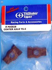 Thunder Tiger PD0828 Soportes Eje Central TS4 Centro eje modelismo