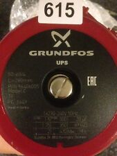 Grundfos UPS/UPSD 50-60/4 Circulator Replacement Pump Head 240V (96406005) #224