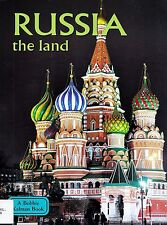 Russia The Land Bobbie Kalman History and Geography Cultures of the World