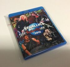 Metallica Live Rock In Rio USA 2015 Bluray