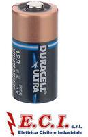 DL123A - Batteria per foto Litio 3 V 1.4 Ah, Duracell