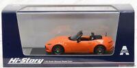 Hi Story 1/43 Mazda ROADSTER 30th Anniversary Edition (2019) Racing Orange Comp