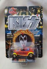 New 1998 Racing Champions KISS Hot Rockin' Steel Die Cast Car Issue #11