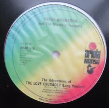 "SARAH BRIGHTMAN - The Adventures Of The Love Crusader - Ex Con 12"" Single Ariola"