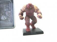 "Eaglemoss Marvel Classic Collection Figurine Special Juggernaut lead 3.15"""