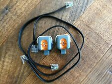 with cable wire EV3 Compatible Lot of Two Lego NXT Touch Sensor 53793 9842-1