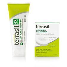 Terrasil® Anti-fungal Treatment MAX + Anti-fungal Soap - Treats Fungus Fast
